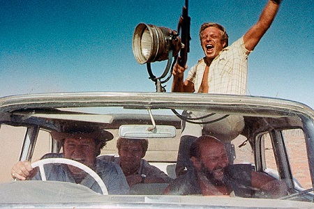 Famous films shot in Broken Hill | Wake In Fright